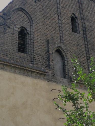 Atico de la sinagoga