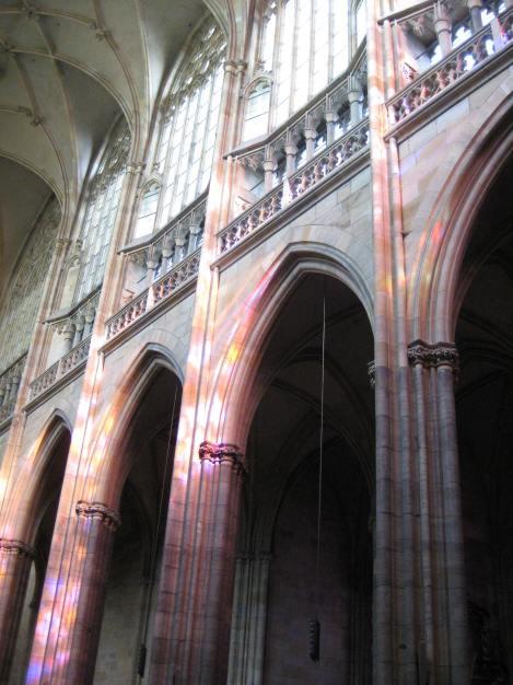 Catedral de San Vito Interior
