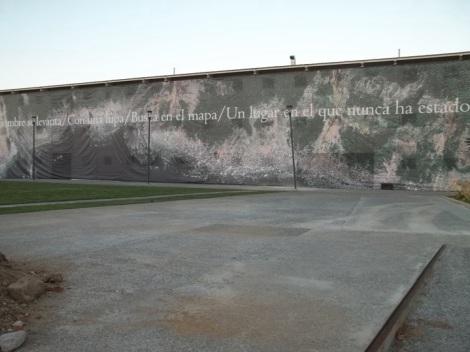 Detalle de la obra de Ai Wei Wei